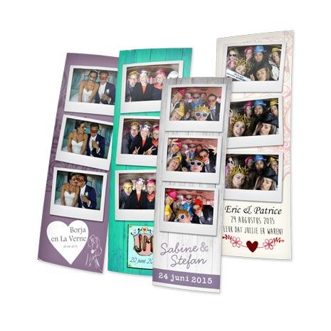 Fotohokje of Photo Booth bus huren voor jullie feest