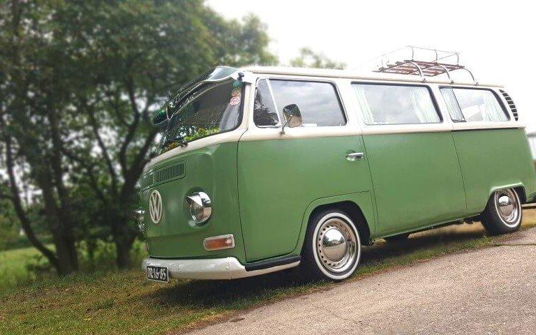 Volkswagen fotobusje bruiloft huren