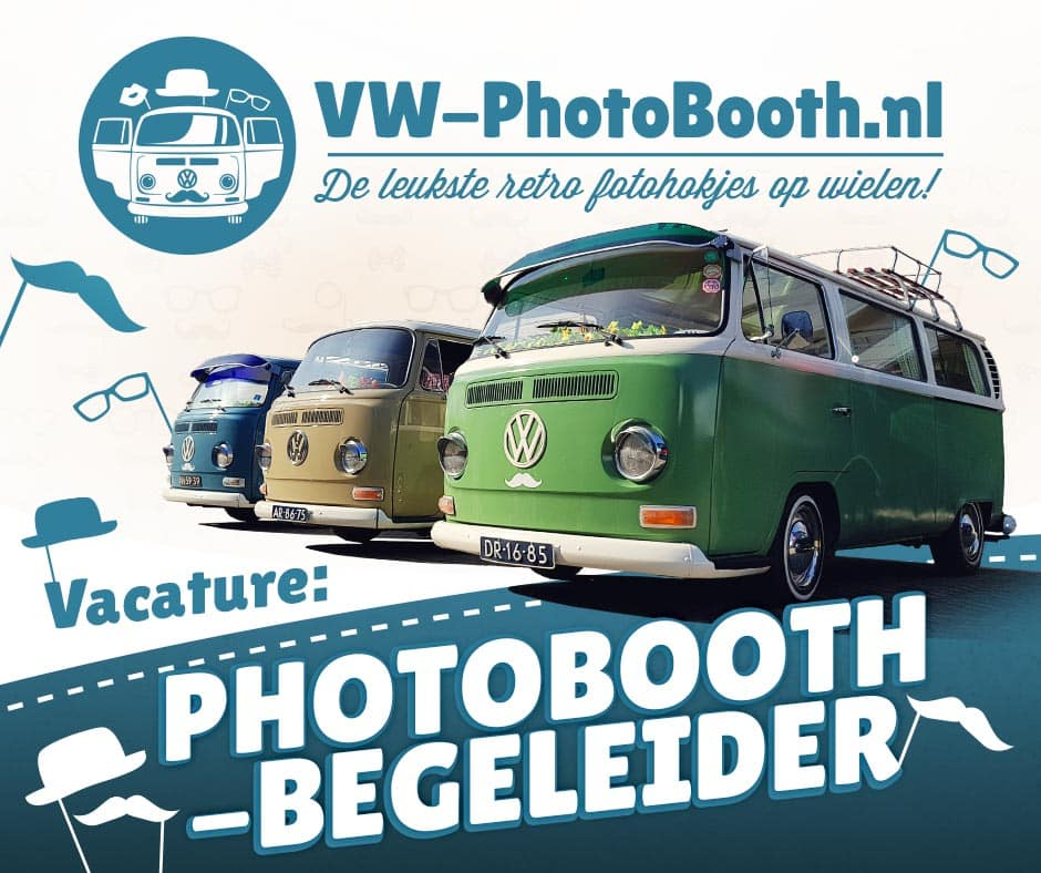 VWP Vacature PhotoBooth Manager v3